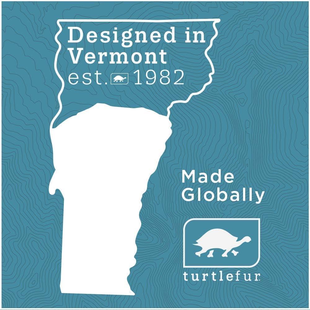 Turtle Fur Comfort Shell Stria UV Totally Tubular, Neck Gaiter Face Mask, 10+ Ways to Wear