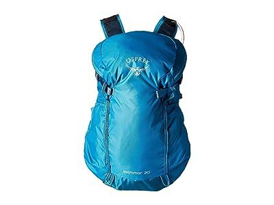 Osprey Skimmer 20 (Sapphire Blue) Backpack Bags