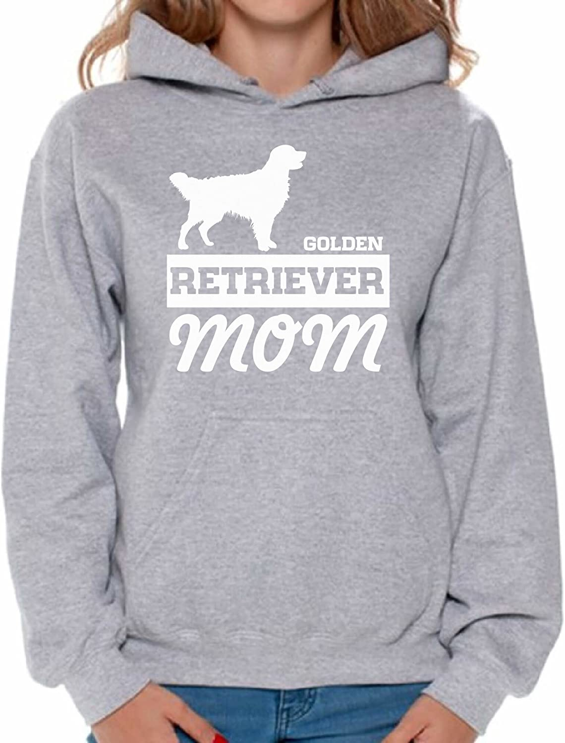 Today's only Awkward Styles Las Vegas Mall Women's Golden Retriever Hoodie Tops Graphic Mom