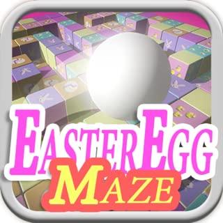Easter Egg Maze Hunt