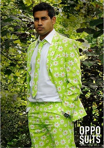Robbie FFaibleer Opposuits Costume UK 38   EU 48 Suit Adult Fancy Robe Costume