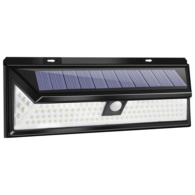 apliques de pared lampara exterior lamparas solares para jardin aplique solar led aplique solares luces solares para jardin oferta lamparas led para exteriores panel solar portatil: Amazon.es: Iluminación
