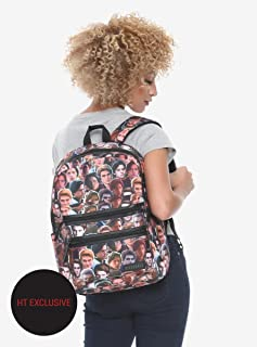 Riverdale Archie & Jughead Double Zipper Pocket Backpack Hot Topic Exclusive