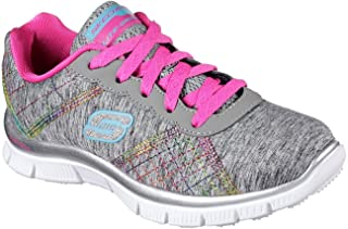 Official Skechers Appeal Its Electric Trainers Junior Girls Shoes Footwear