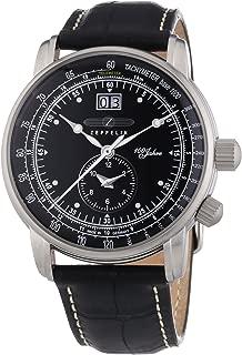 Graf Zeppelin Big Date, Dual Time Watch 7640-2