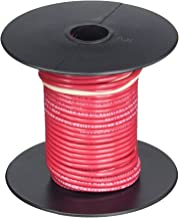 Southwire 22957551 50-Feet 14-Gauge Stranded Thermoplastic, High Heat Resistant Nylon Jacket THHN Multi-Purpose Building W...