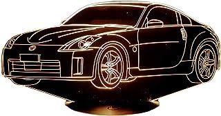 NISSAN 350Z, lampada da salotto 3D