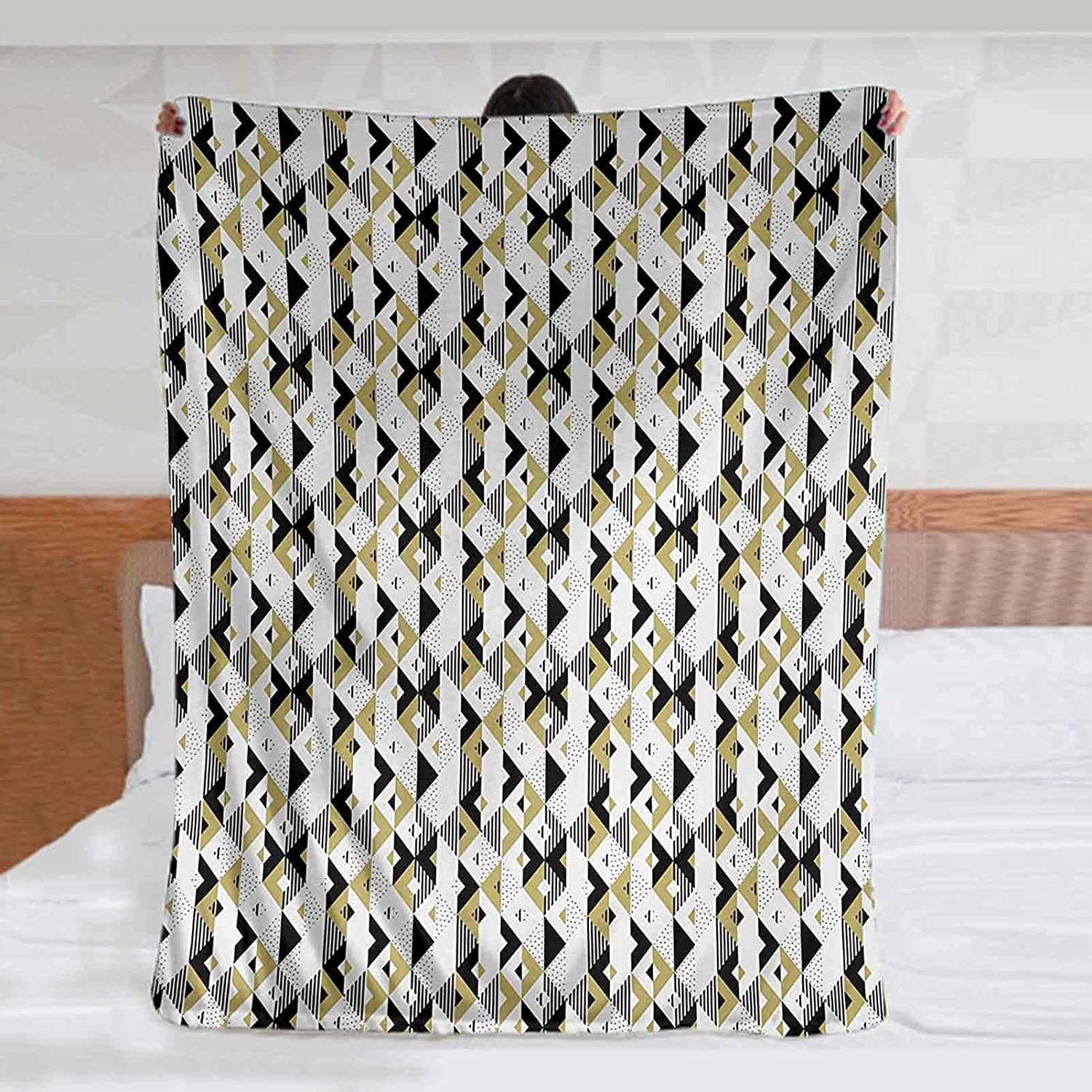 Geometric Cooling Blanket for Dogs 40