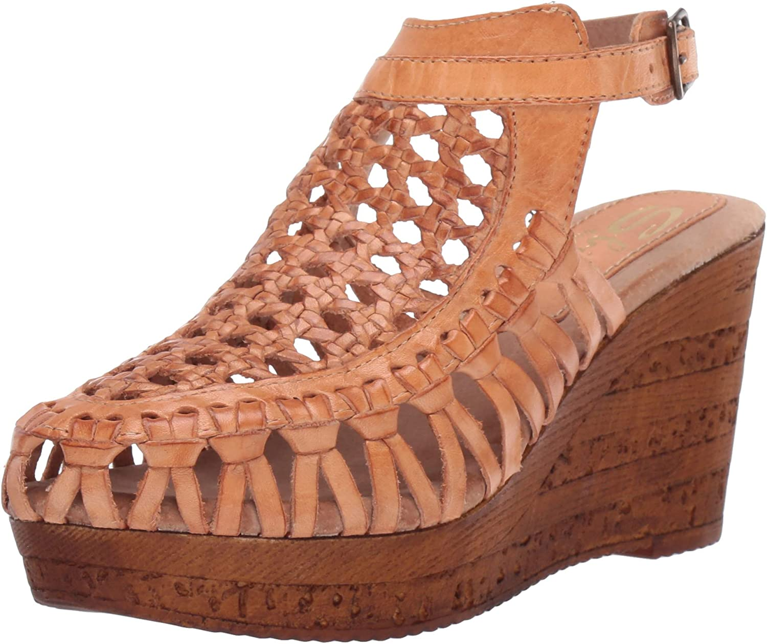 Sbicca Womens Highpointe Wedge Sandal