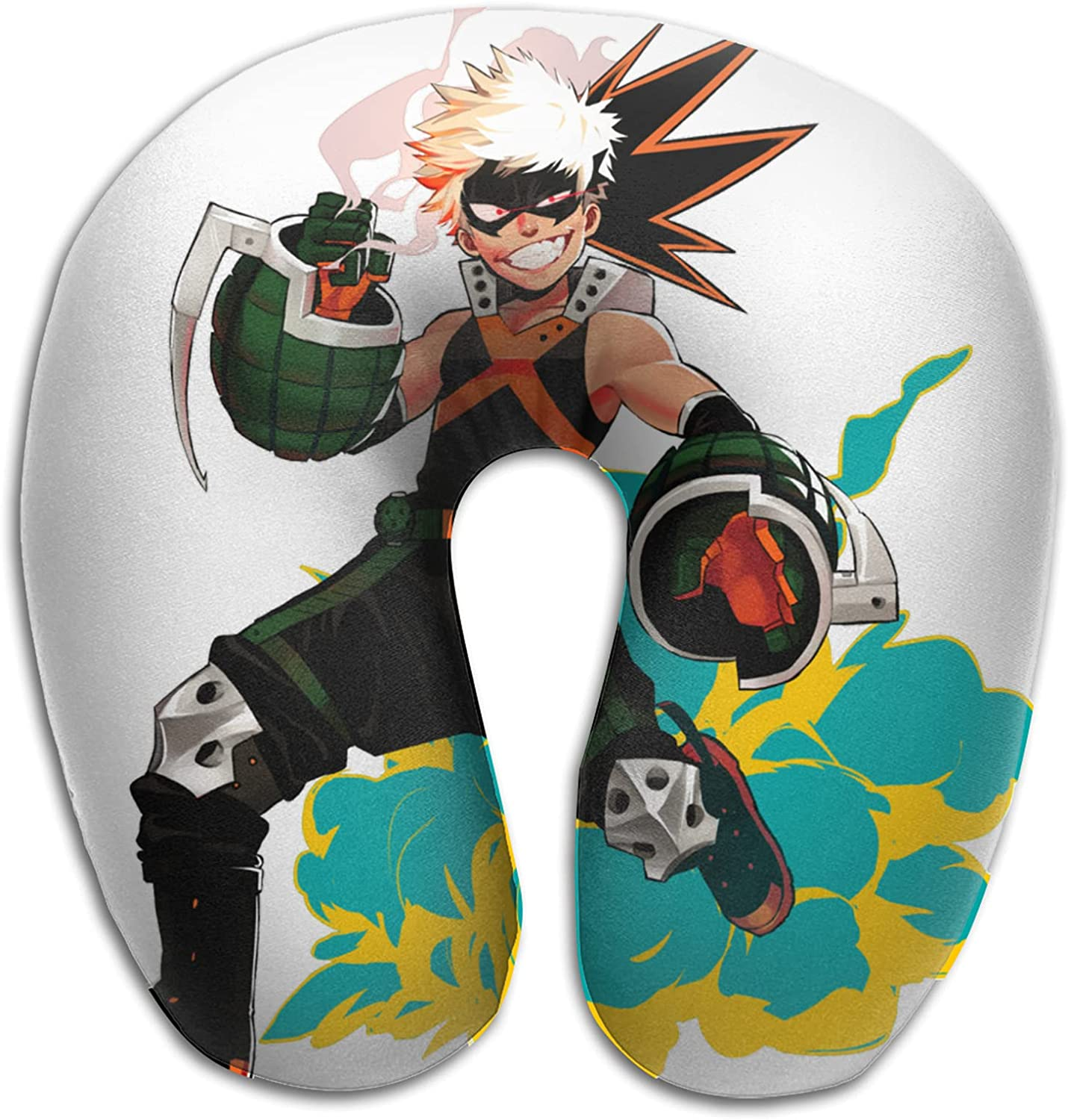 My Hero Academia Popular Neck Cervical Memory for Pain Wholesale Soft Pillow