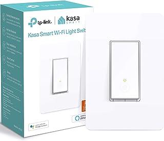 Kasa Smart Light Switch by TP-Link, Single Pole, Needs...