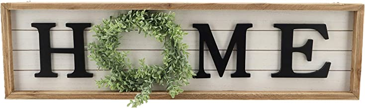 Best home wreath sign Reviews