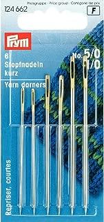 Prym HT 5//0-1//0 si//go-col cortas Agujas de zurcir