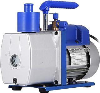 Mophorn Vacuum Pump HVAC 7 CFM 1/2HP Single Stage Vacuum Pump Refrigeration AC Air Conditioning Refrigerant Vacuum Evacuat...