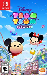Disney Tsum Tsum Festival Nintendo Switch - Standard Edition