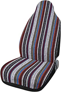 uxcell Ethnic Style Bucket Seat Cover for Car Auto Automotive