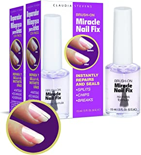 Claudia Stevens Miracle Nail Fix (2-Pack)