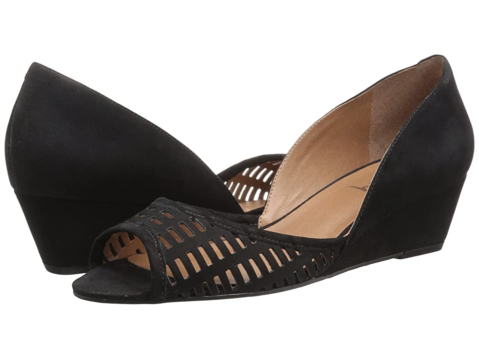 French Sole Quark (Black Nubuck) Women