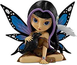 The Hamilton Collection Jasmine Becket-Griffith Ravensky, The Spirit of Good Fortune Fairy Fantasy Art Figurine