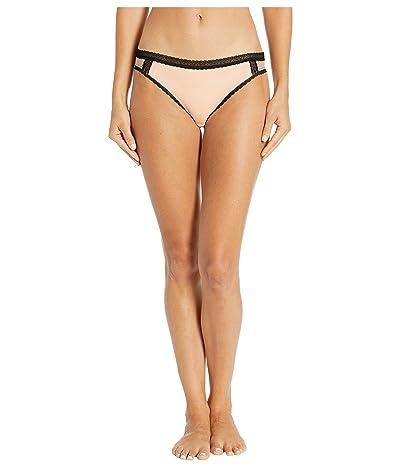 Stella McCartney Ally Indulging Bikini (Tearose/Black) Women