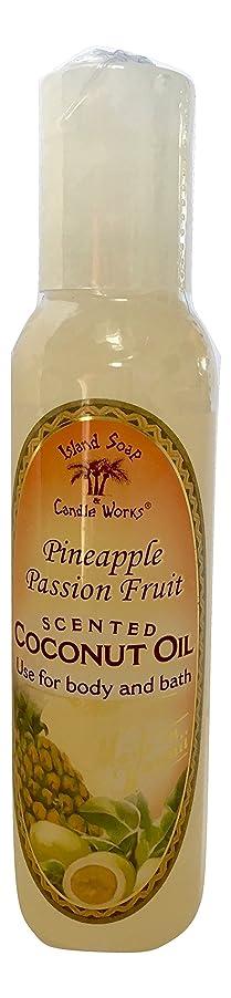 海埋め込む平行アイランドソープ アロマティックオイル パイナップル パッションフルーツ 120ml