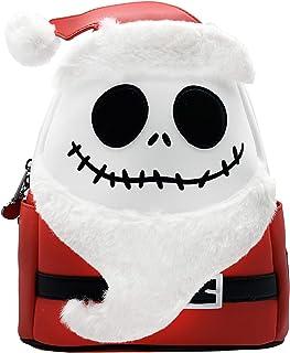 Loungefly X Disney Nightmare Before Christmas Santa Jack Cosplay Mini Backpack