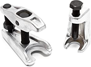 WilTec 2 stks kogelgewricht trekker separator + stropdas staaf einde extractor remover spitter tool SET