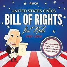 United States Civics - Bill Of Rights for Kids | 1787 - 2016 incl Amendments Social, Economic and Political Context (US Precontact)
