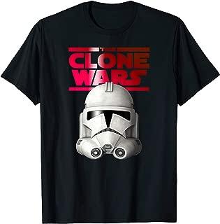 The Clone Wars Trooper Helmet T-Shirt