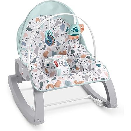 25Kg Caqui Columpio de cuna para beb/é Soporte el/éctrico M/úsica mecedora Control remoto Canasta para dormir Cama Newborns Sway Baby Swing