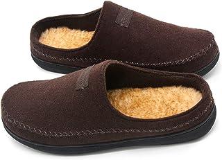 Zigzagger Zapatillas de Estar por casa Hombre. Pantuflas cómodas, Resistentes, Transpirables y de Interior Suave. Suela de...
