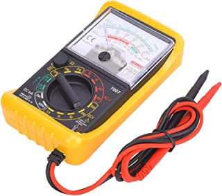 Handheld Multimeter, Stable Sensitive Analog Multimeter for Schools for Miners for Families for Factories