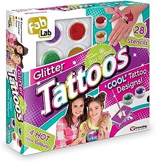 FabLab Glitter Tattoos Kit [UK-Import]