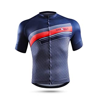 Details about  /Men/'s Bike Cycling Jersey Bicycle Jerseys Breathable Riding Women Short Sleeve