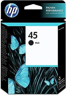 HP 45 Black Original Ink Cartridge (51645AE)