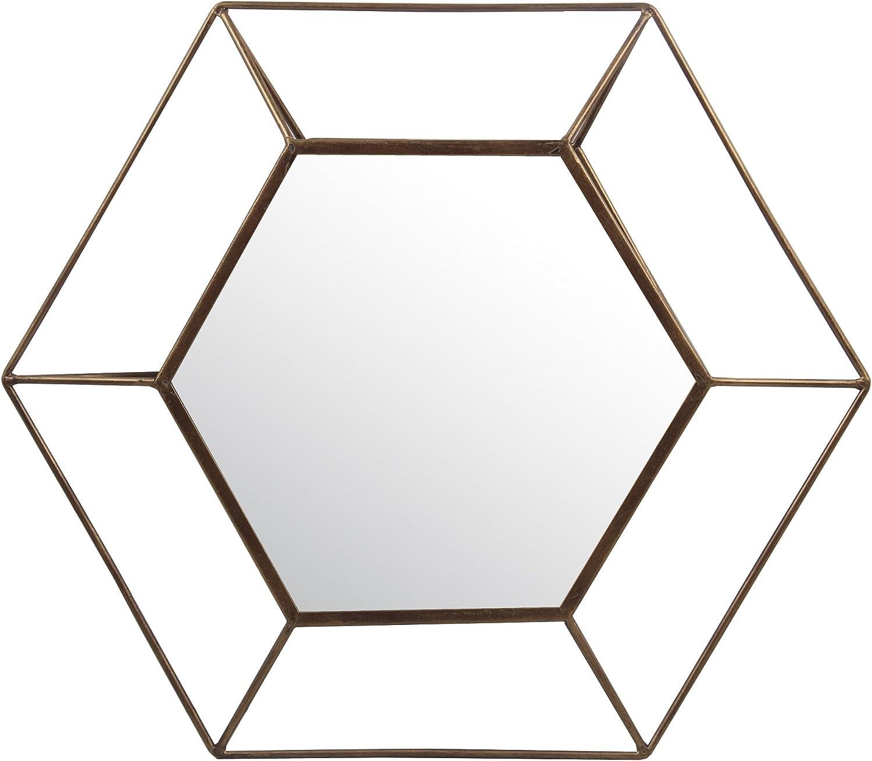 Privilege 16072 Iron Wall Medium Mirror