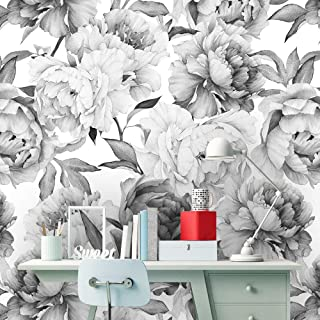 Best peony peel and stick wallpaper Reviews