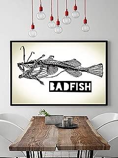 Sublime Poster - Sublime Poster Small - Sublime Poster 24x36 - Sublime Band Art Poster - Badfish Poster - Home Decor - Dorm Decor - 90s Poster Art - Sublime Poster Dog