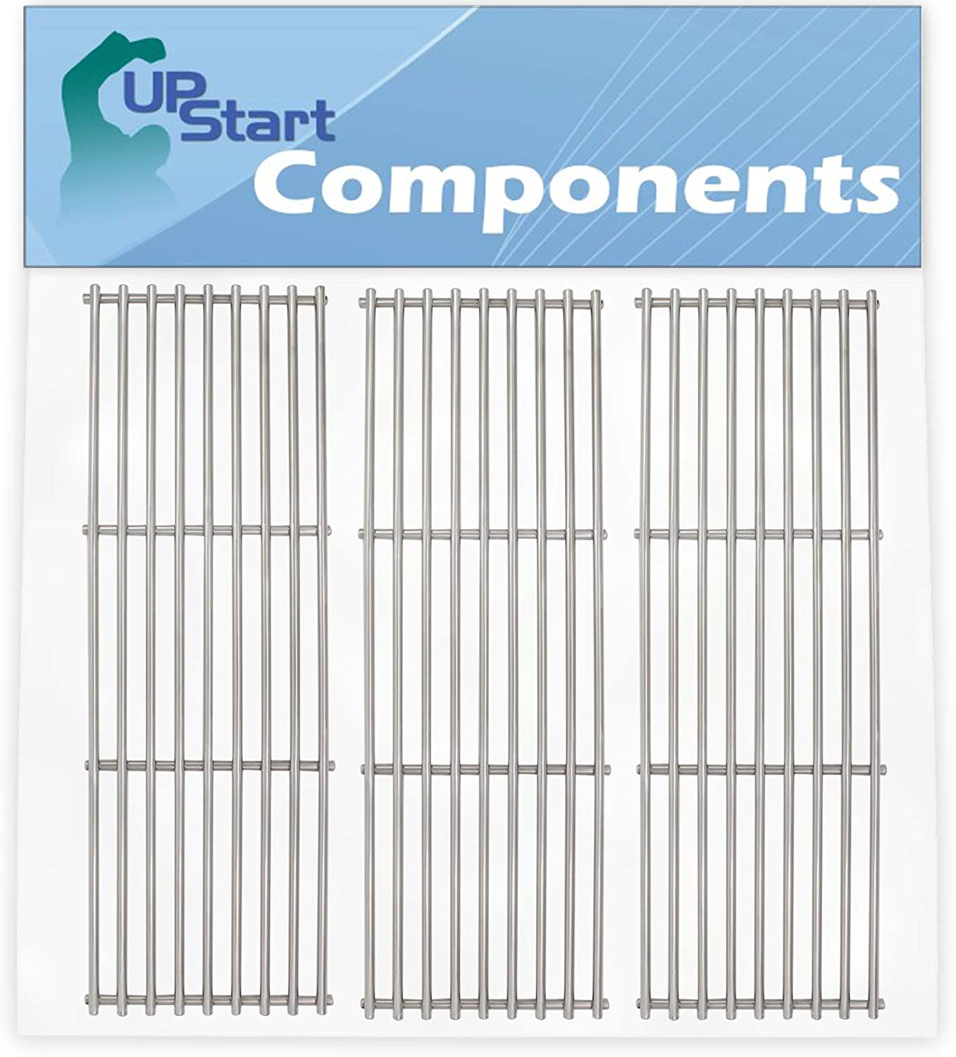 UpStart Components ☆新作入荷☆新品 3-Pack BBQ Grill 買い物 Cooking Grates P Replacement