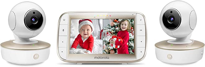 Best motorola mb483 2 video baby monitor 2 cameras Reviews
