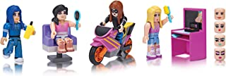 Roblox Celebrity Stylz Salon and Spa: Makeup Mix and Match Figure 4 Pack