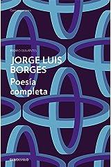 Poesía completa (Spanish Edition) Format Kindle