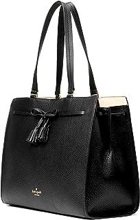 Kate Spade Women's Leather Hayes Tote Handbag Large