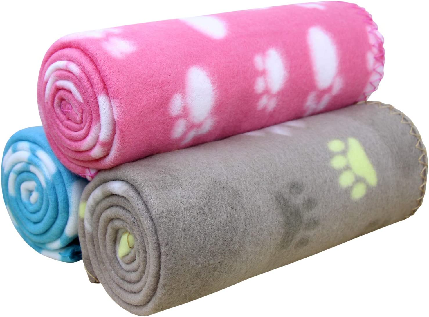 AK KYC Dog Fleece Blankets