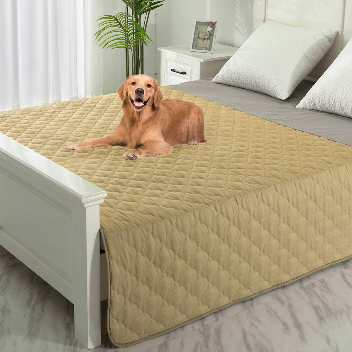 SPXTEX Dog Bed Covers Rugs Pads Washable Pet Fashion Max 54% OFF Pee Puppy