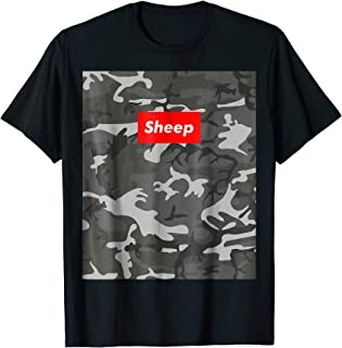 Best sheep shirt camo Reviews