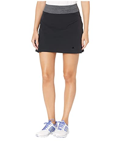 adidas Golf Rangewear 16 Skort (Black) Women