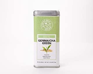 The Coffee Bean & Tea Leaf, Genmaicha Green Tea, 20 Count Tin