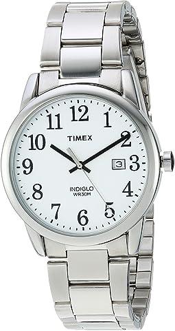 Timex - Easy Reader Stainless Steel Bracelet