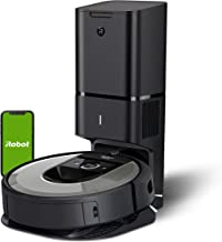 iRobot Roomba i6+ (6550) Robot Vacuum with Automatic Dirt Disposal-Empties Itself, Wi-Fi Connected, Works with Alexa, Carp...